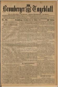 Bromberger Tageblatt. J. 36, 1912, nr 66