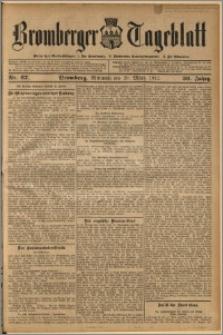 Bromberger Tageblatt. J. 36, 1912, nr 67