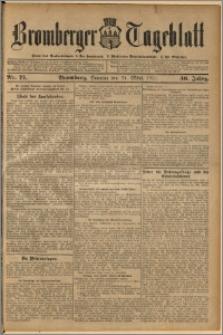 Bromberger Tageblatt. J. 36, 1912, nr 71