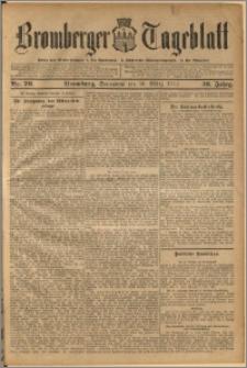 Bromberger Tageblatt. J. 36, 1912, nr 76