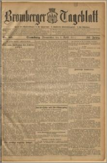 Bromberger Tageblatt. J. 36, 1912, nr 80