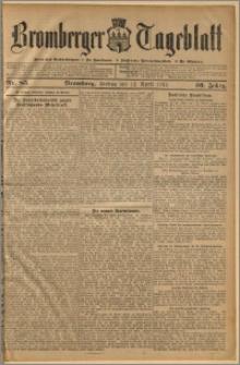 Bromberger Tageblatt. J. 36, 1912, nr 85