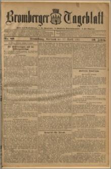 Bromberger Tageblatt. J. 36, 1912, nr 89