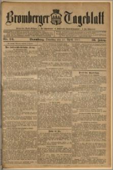 Bromberger Tageblatt. J. 36, 1912, nr 94