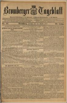 Bromberger Tageblatt. J. 36, 1912, nr 97