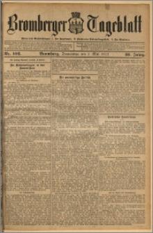 Bromberger Tageblatt. J. 36, 1912, nr 102