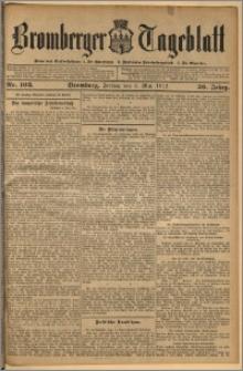 Bromberger Tageblatt. J. 36, 1912, nr 103