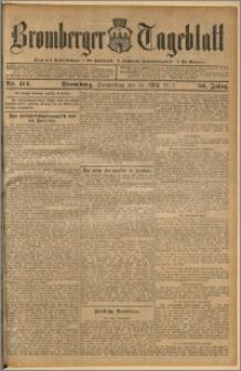 Bromberger Tageblatt. J. 36, 1912, nr 114
