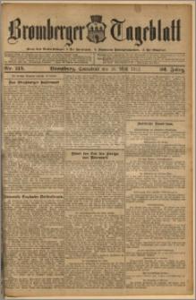 Bromberger Tageblatt. J. 36, 1912, nr 115