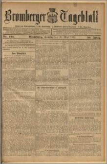 Bromberger Tageblatt. J. 36, 1912, nr 122