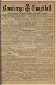 Bromberger Tageblatt. J. 36, 1912, nr 123