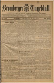 Bromberger Tageblatt. J. 36, 1912, nr 124