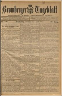 Bromberger Tageblatt. J. 36, 1912, nr 128