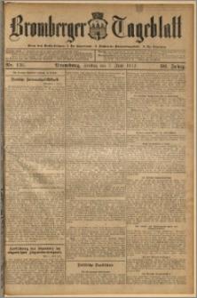 Bromberger Tageblatt. J. 36, 1912, nr 131