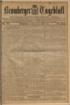 Bromberger Tageblatt. J. 36, 1912, nr 137