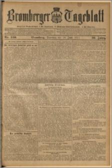 Bromberger Tageblatt. J. 36, 1912, nr 140