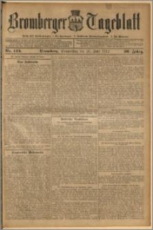 Bromberger Tageblatt. J. 36, 1912, nr 142