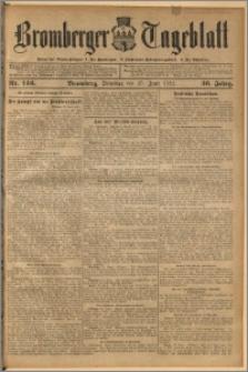 Bromberger Tageblatt. J. 36, 1912, nr 146