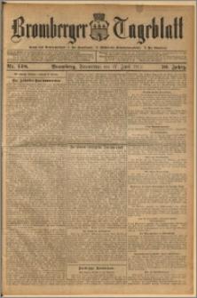 Bromberger Tageblatt. J. 36, 1912, nr 148