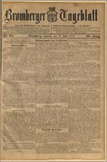 Bromberger Tageblatt. J. 36, 1912, nr 151