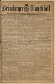 Bromberger Tageblatt. J. 36, 1912, nr 153
