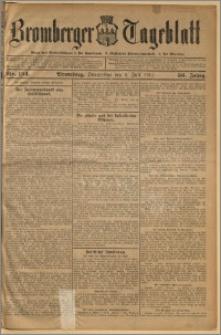 Bromberger Tageblatt. J. 36, 1912, nr 154