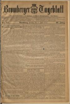 Bromberger Tageblatt. J. 36, 1912, nr 155