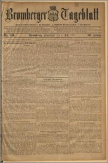 Bromberger Tageblatt. J. 36, 1912, nr 156