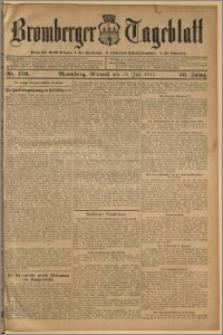 Bromberger Tageblatt. J. 36, 1912, nr 159