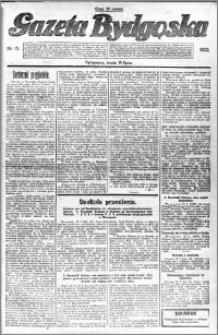 Gazeta Bydgoska 1922.07.19 R.1 nr 15