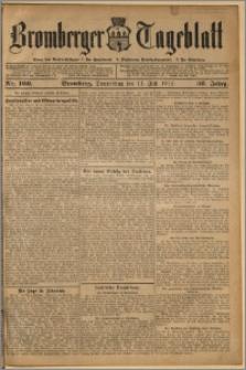 Bromberger Tageblatt. J. 36, 1912, nr 160