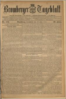 Bromberger Tageblatt. J. 36, 1912, nr 162