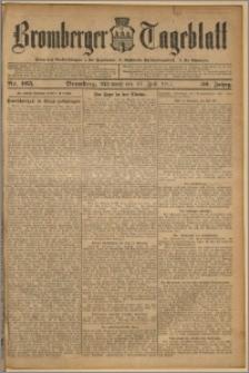 Bromberger Tageblatt. J. 36, 1912, nr 165