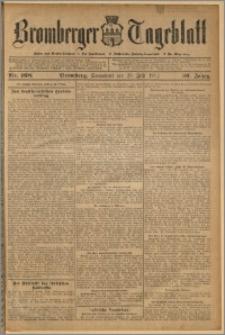 Bromberger Tageblatt. J. 36, 1912, nr 168