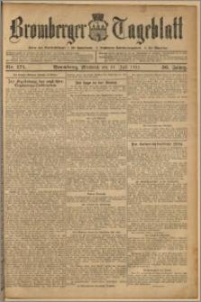 Bromberger Tageblatt. J. 36, 1912, nr 171