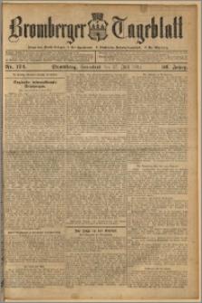 Bromberger Tageblatt. J. 36, 1912, nr 174