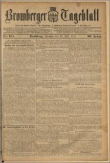 Bromberger Tageblatt. J. 36, 1912, nr 175