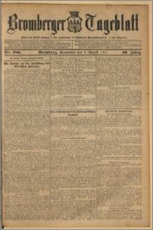 Bromberger Tageblatt. J. 36, 1912, nr 180