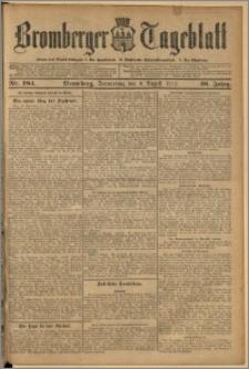 Bromberger Tageblatt. J. 36, 1912, nr 184