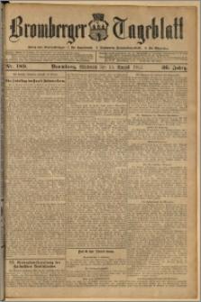 Bromberger Tageblatt. J. 36, 1912, nr 189
