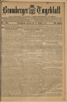 Bromberger Tageblatt. J. 36, 1912, nr 197