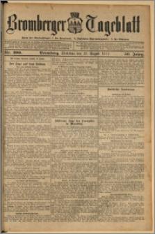 Bromberger Tageblatt. J. 36, 1912, nr 200