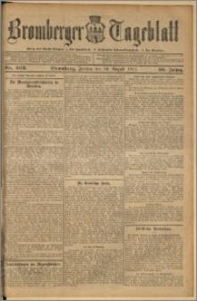 Bromberger Tageblatt. J. 36, 1912, nr 203