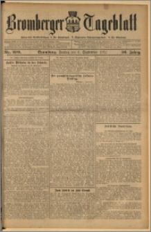 Bromberger Tageblatt. J. 36, 1912, nr 209