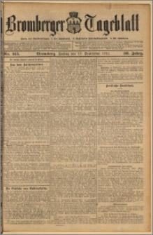 Bromberger Tageblatt. J. 36, 1912, nr 215