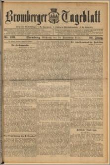 Bromberger Tageblatt. J. 36, 1912, nr 219