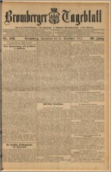 Bromberger Tageblatt. J. 36, 1912, nr 222