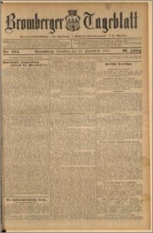 Bromberger Tageblatt. J. 36, 1912, nr 224