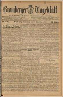 Bromberger Tageblatt. J. 36, 1912, nr 226
