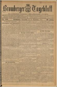 Bromberger Tageblatt. J. 36, 1912, nr 228